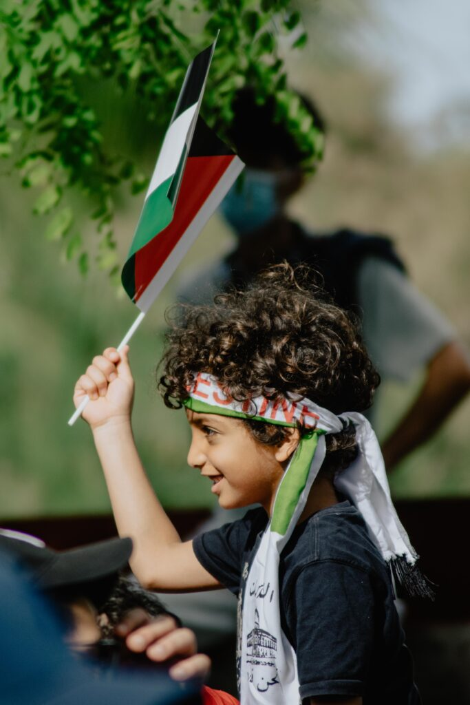 Take Action for Palestinian Children