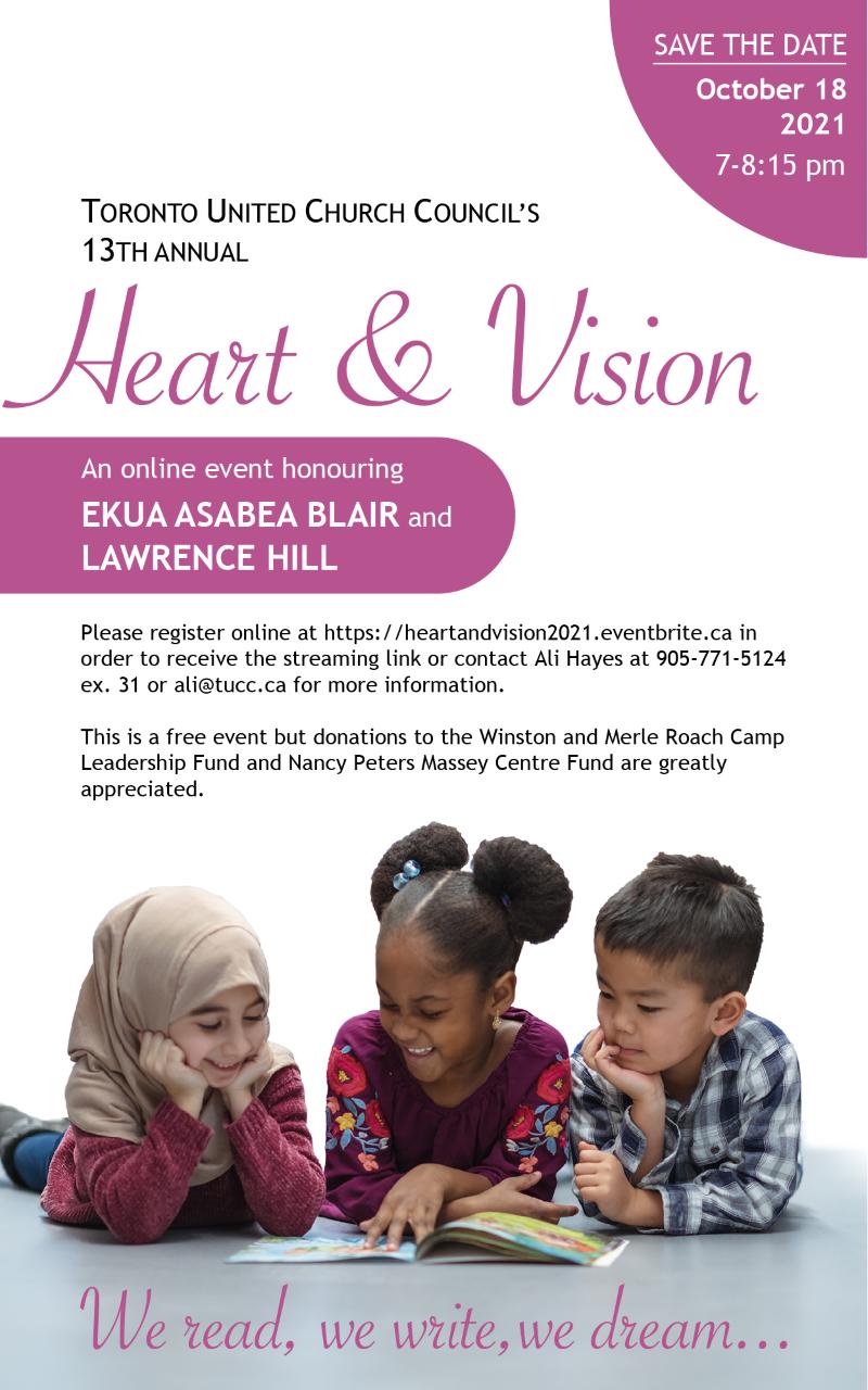 TUCC Heart & Vision