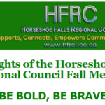 horseshoe falls highlights